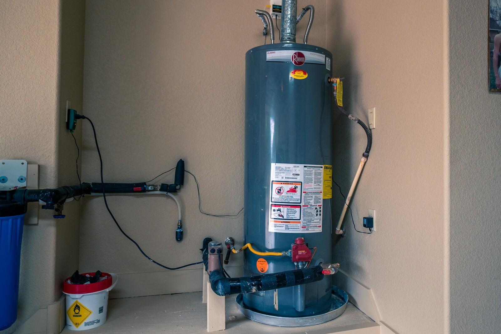 Water Heater Repairs